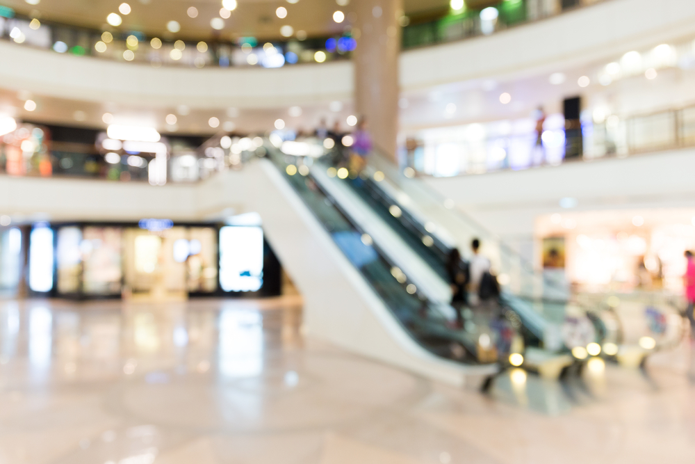 Commerical Property Finance Shopping Centre