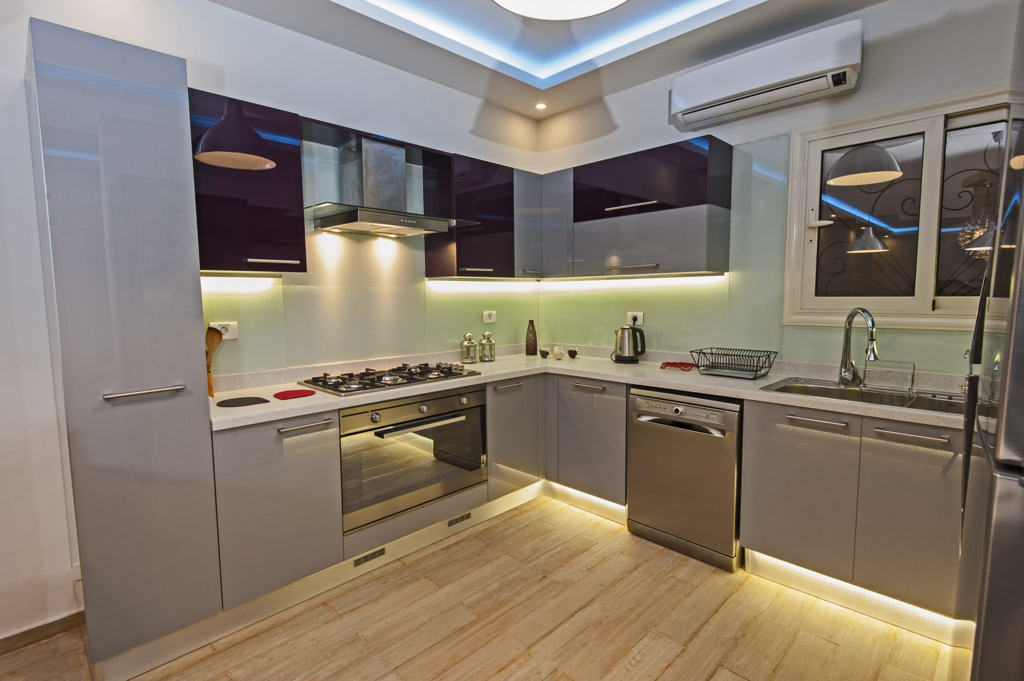 Refinance Kitchen Showroom Fit-out