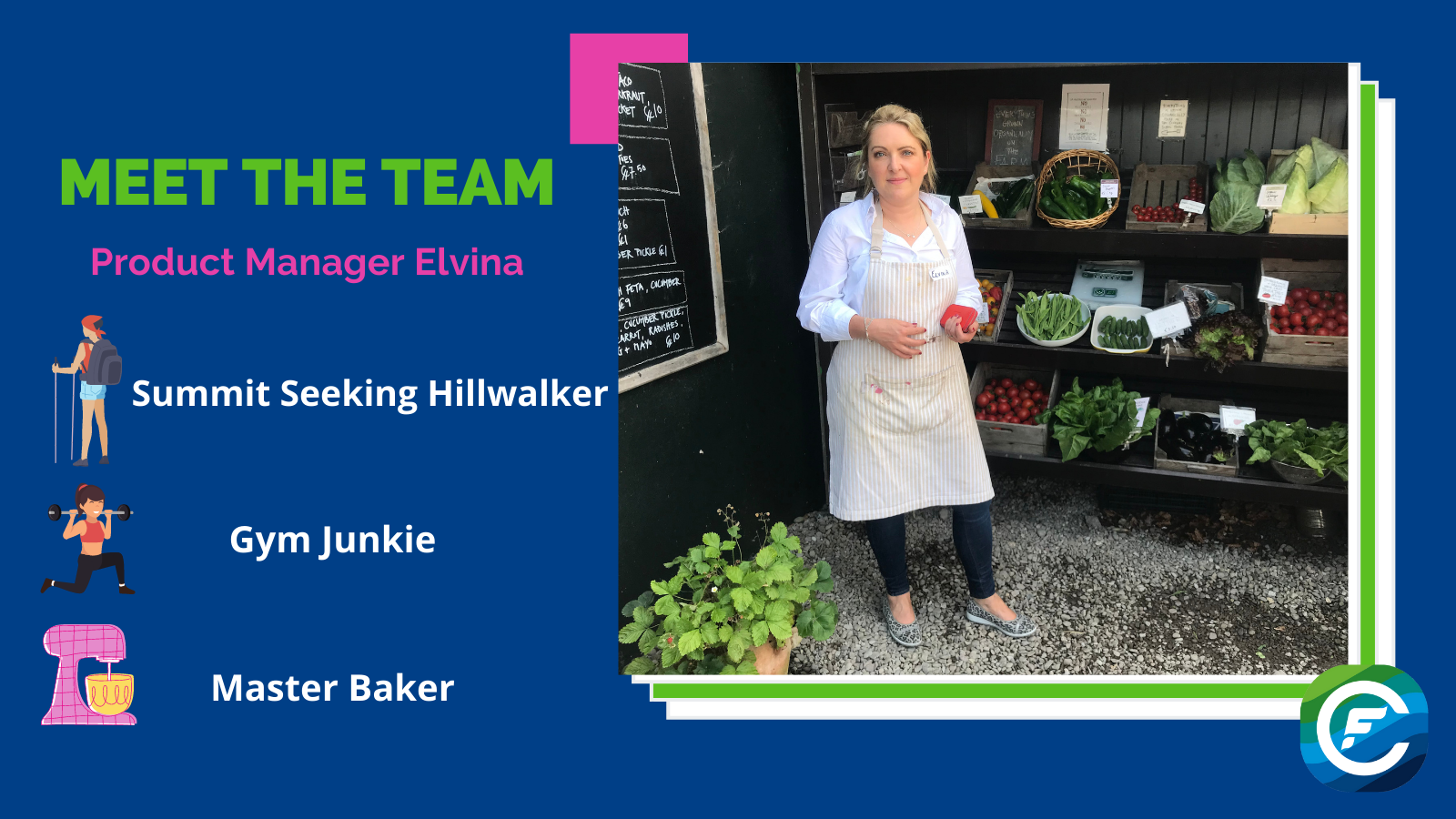 Elvina Kenny Project Manager